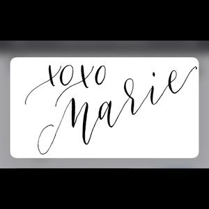 For Marie